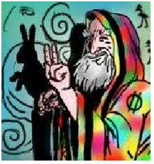 May the Spring Rabbit illuminate your Druidism