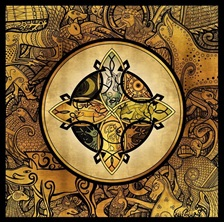 Lovely Celtic Cross for Lughnasadh