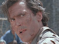 Ash,by Bruce Campbell, Hail the King!