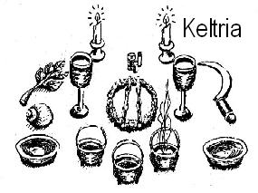 Druid tools of Keltria