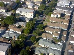 Los Angeles suburb