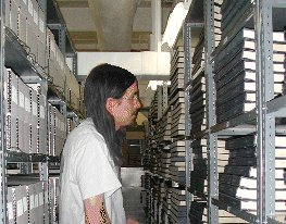 Searching the Stacks for the Druid Archives material.  If you are actually interested in visiting the archives, go to www.rdna.info/druidarchives and find out how to go there.
