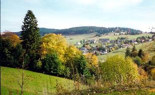 Fall in the Hills of Europe